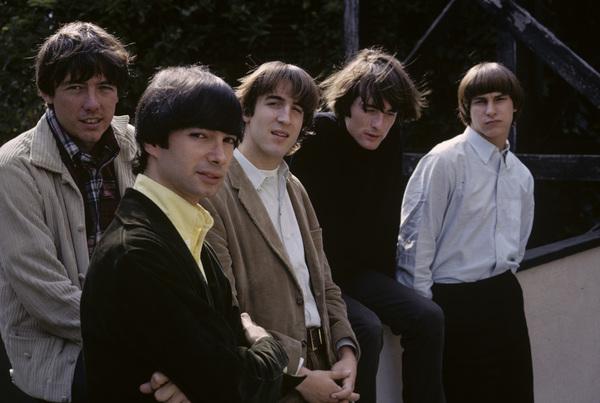 The Leaves (Jim Pons, John Beck, Bill Rinehart, Tom Ray, Robert Lee Reiner)1966© 1978 Gene Trindl - Image 24371_0003
