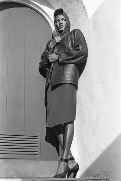 Grace Jones1984© 1984 Ivy Ney - Image 24372_0001