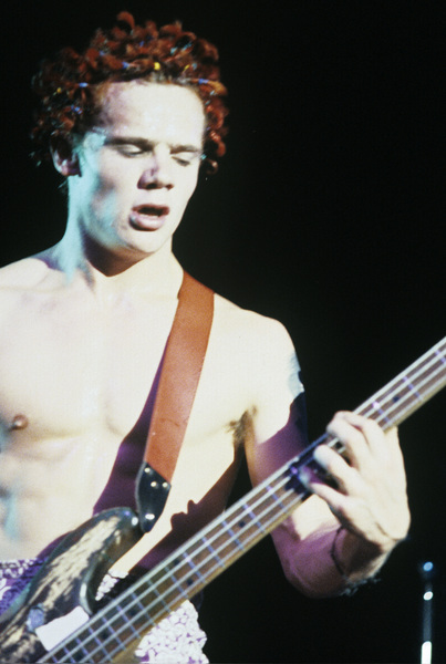 Red Hot Chili Peppers (Flea)1984© 1984 Ivy Ney - Image 24372_0010