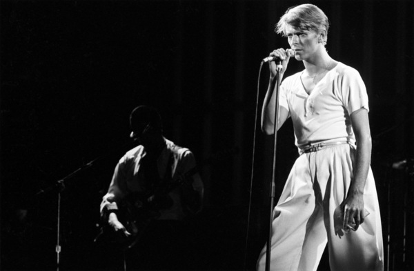 David Bowiecirca 1980© 1980 Ivy Ney - Image 24372_0020
