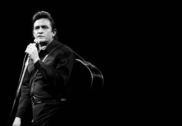 Johnny Cash performing at Madison Square Garden in New York City1969© 1978 Steve Banks - Image 24377_0009