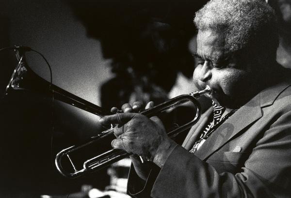 Dizzy Gillespie 1988© 1988 Steve Banks - Image 24377_0015