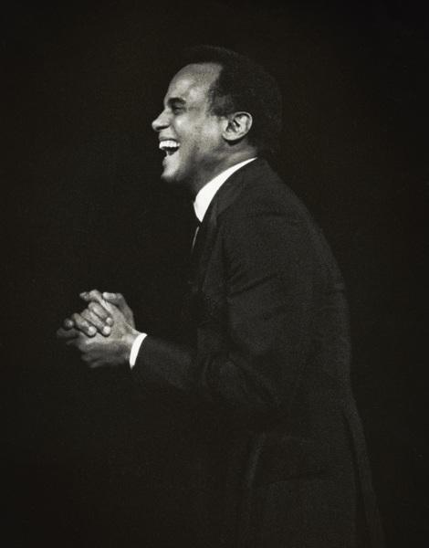 Harry Belafonte performing in Atlanta1975© 1978 Steve Banks - Image 24377_0022