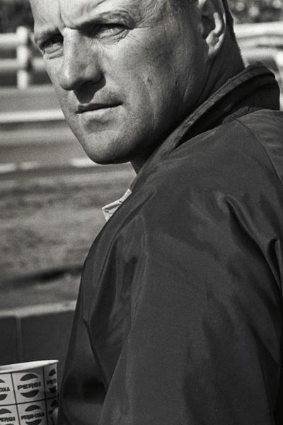 A. J. Foyt in Riverside, California 1965© 1978 Steve Banks - Image 24377_0057