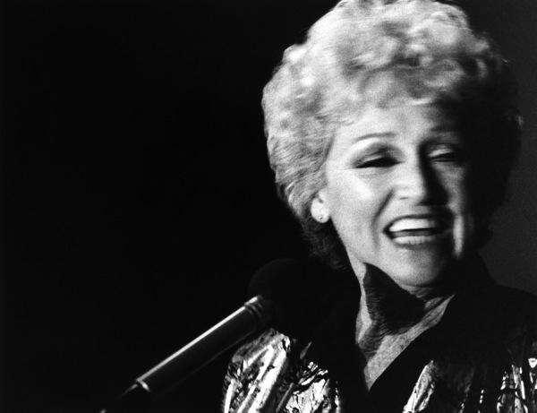 Anita O'Day in Hollywood1990© 1990 Steve Banks - Image 24377_0063
