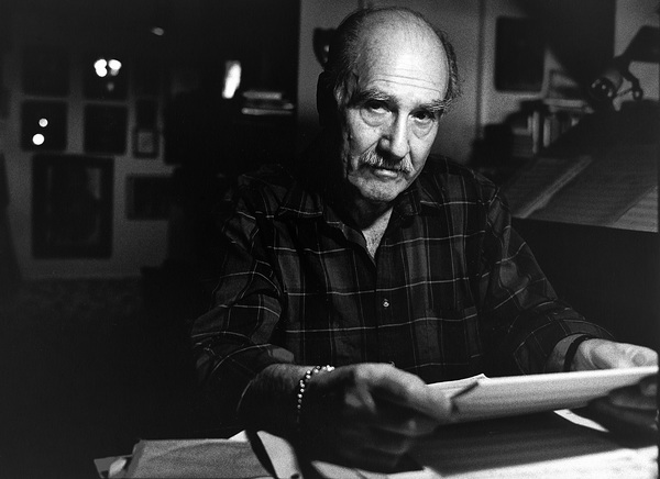 Artie Shaw in Newbury Park, California1998© 1998 Steve Banks - Image 24377_0068