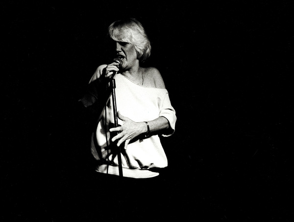 Bonnie Bramlett in North Hollywood, California 1983© 1983 Steve Banks - Image 24377_0073
