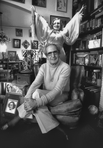 Dore Freeman at his West Hollywood home1978 © 1978 Steve Banks - Image 24377_0093
