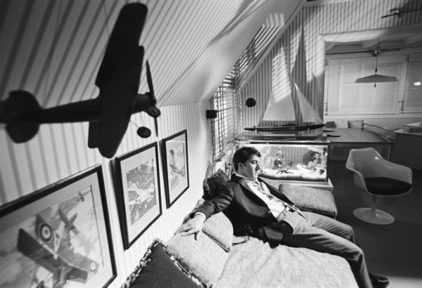 """""""The Graduate""""Dustin Hoffman1967© 1978 Bob Willoughby - Image 2483_0100"""