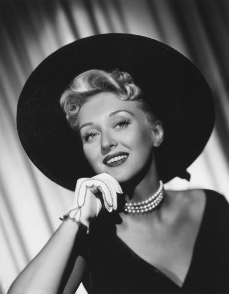 Celeste Holmcirca 1954Photo by Gabi Rona - Image 2490_0015