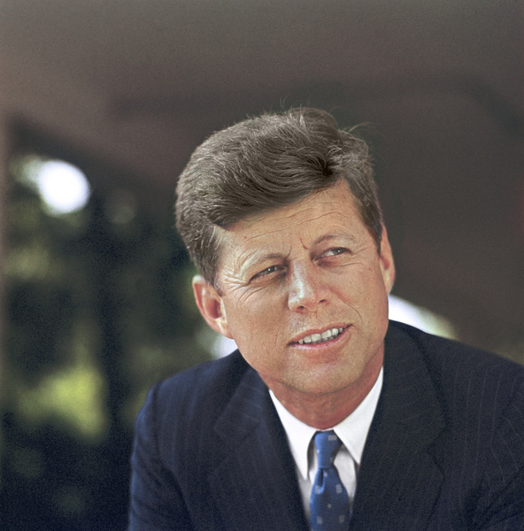 John F. Kennedy at Hyannis Port1959© 2000 Mark Shaw - Image 2554_0039