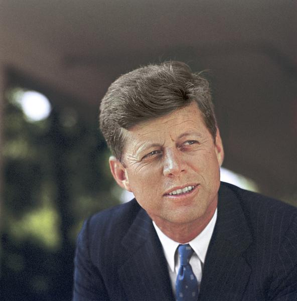 John F. Kennedy at Hyannis Port1959© 2000 Mark Shaw - Image 2554_0039