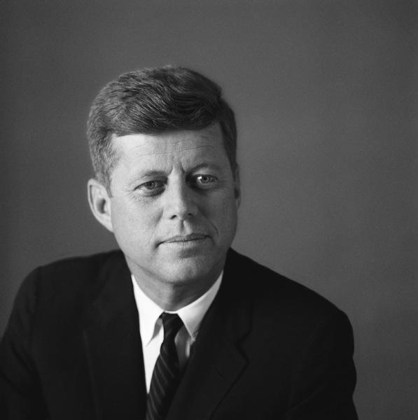 John F. Kennedy circa 1959 © 2010 Mark Shaw - Image 2554_0181