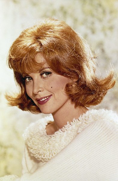 """Tina Louise in a publicity shot for """"Gilligan"""