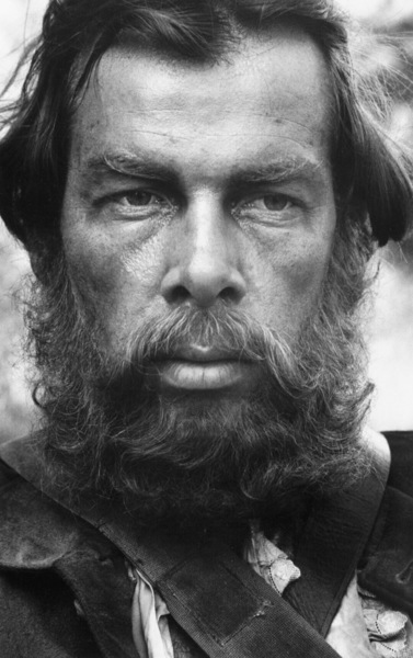 """Lee Marvin in """"Raintree County""""1957© 1978 Bob Willoughby - Image 2660_0100"""