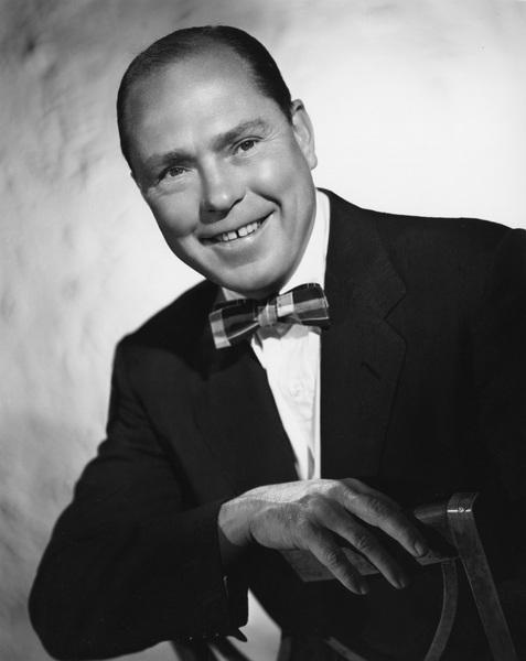 Johnny MercerC. 1952Photo by Gabi Rona - Image 2689_0006