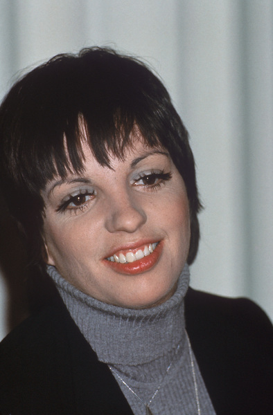 Liza Minnelli at a Foreign Press Conference, c. 1972 © 1978 Chester Maydole - Image 2703_0103
