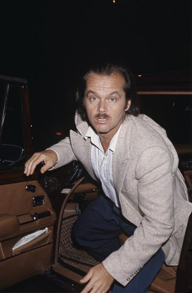 Jack Nicholsoncirca 1970s© 1978 Gary Lewis - Image 2754_0036