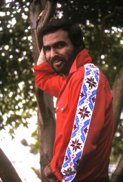 Burt Reynoldsat home in Beverly Hills1973 © 1978 David Sutton - Image 2868_0136