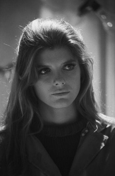 """The Graduate""Katharine Ross1967© 1978 Bob Willoughby - Image 2892_0101"