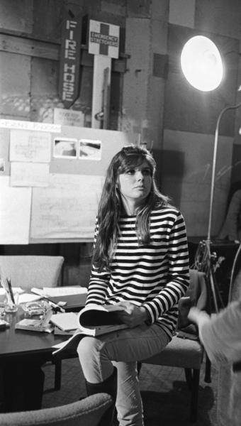 """""""The Graduate""""Katharine Ross1967© 1978 Bob Willoughby - Image 2892_0110"""