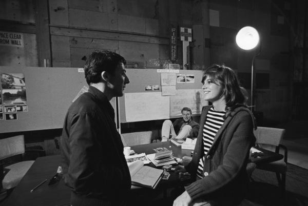 """The Graduate""Dustin Hoffman, director Mike Nichols, Katharine Ross1967© 1978 Bob Willoughby - Image 2892_0113"