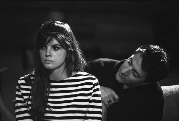 """""""The Graduate""""Katharine Ross, Dustin Hoffman1967© 1978 Bob Willoughby - Image 2892_0116"""