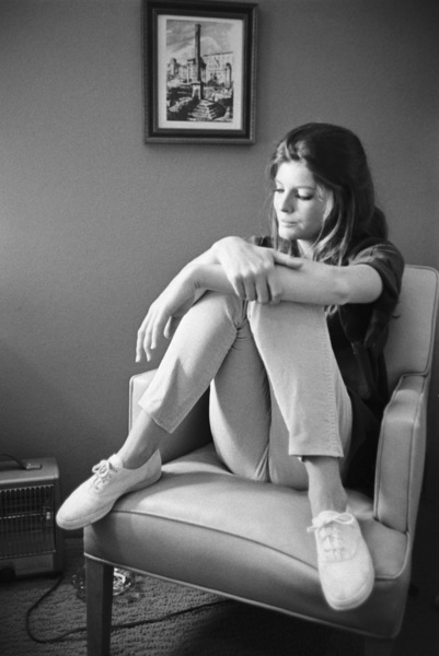 """The Graduate""Katharine Ross1967© 1978 Bob Willoughby - Image 2892_0120"
