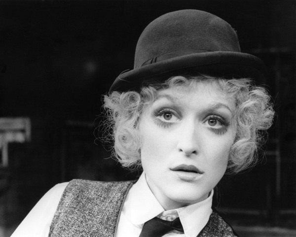 "Meryl Streep in ""Happy End"" (stage production)1977Photo by Martha Swope** B.D.M. - Image 2994_0029"