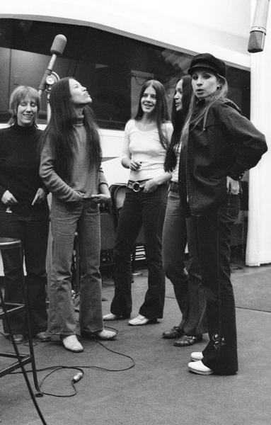 Barbra Streisand 1971 © 1978 Ed Thrasher - Image 2995_0333