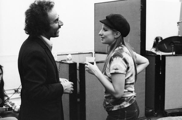 Barbra Streisand 1971 © 1978 Ed Thrasher - Image 2995_0335
