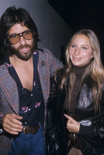 Barbra Streisand and Jon Peters1975© 1978 Gary Lewis - Image 2995_0434