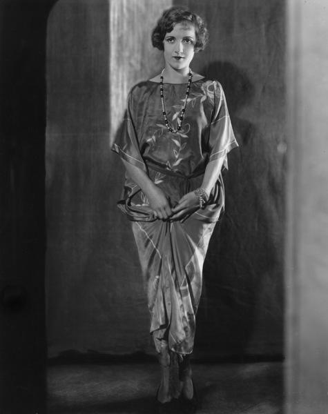 Constance Talmadge, Photo By George Maillard Kesslere, mid1920