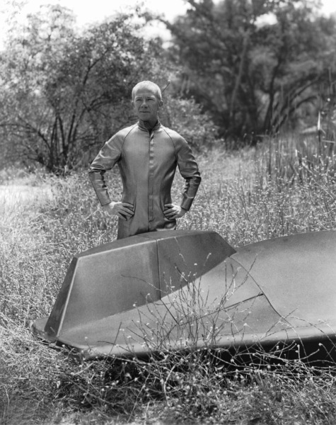 Ray WalstonFilm Set / CBSMy Favorite Martian (1963)Photo by Gabi Rona0056775 - Image 3073_0008