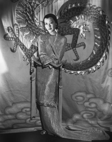Anna May Wongcirca 1930s** I.V. - Image 3119_0064