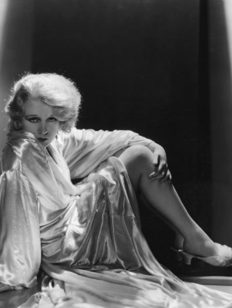 Anita Pagec. 1932, Photo By George Hurrell, **I.V. - Image 3204_0433