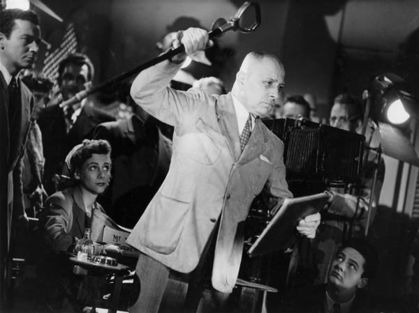 """Erich Von Stroheim in """"One Does Not Die That Way""""1946 Astra / Foreign Films **I.V. - Image 3247_0014"""
