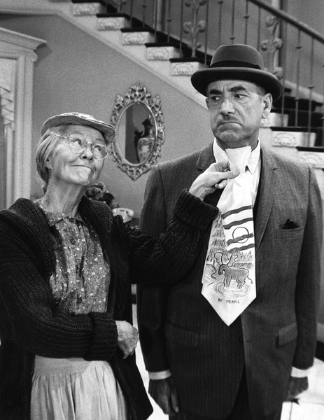 """The Beverly Hillbillies""Irene Ryan, Raymond Baileycirca 1966**I.V. - Image 3265_0141"
