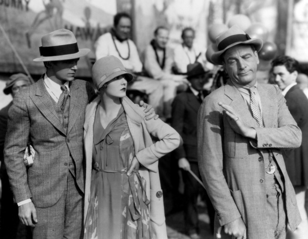 """""""The Barker"""" Douglas Fairbanks Jr., Dorthy Mackaill, Milton Sills1928 First National Pictures - Image 3284_0009"""