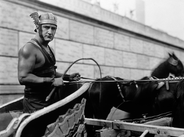 """Ben-Hur: A Tale of the Christ""Francis X. Bushman1925 MGM - Image 3293_0098"