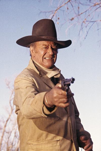 """Cahill, US Marshal""John Wayne1973© 1978 David Sutton - Image 3327_0001"