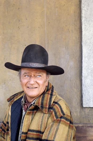 """Cahill U.S. Marshal""John Wayne1973© 1978 David Sutton - Image 3327_0015"