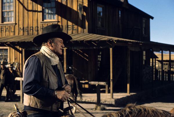 """Cahill U.S. Marshal""John Wayne1973© 1978 David Sutton - Image 3327_0016"
