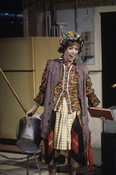 """The Carol Burnett Show""Carol Burnettcirca 1978 © 1978 Gunther - Image 3338_0092"