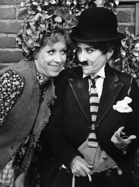"""The Carol Burnett Show""Carol Burnett, Gloria Swanson1973Photo by Gabi Rona - Image 3338_0118"