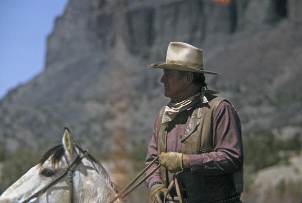 """The Cowboys""John Wayne1972 Warner Brothers © 1978 David Sutton - Image 3370_0673"