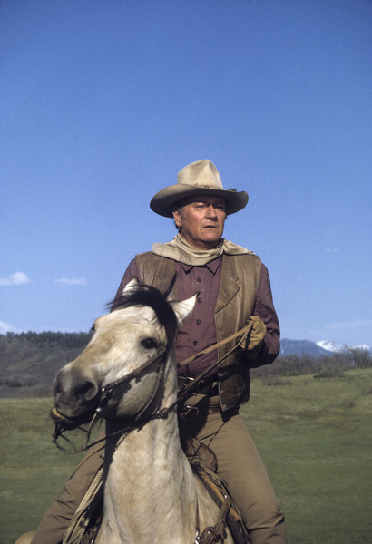 """The Cowboys""John Wayne1972 Warner Brothers© 1978 David Sutton - Image 3370_0674"