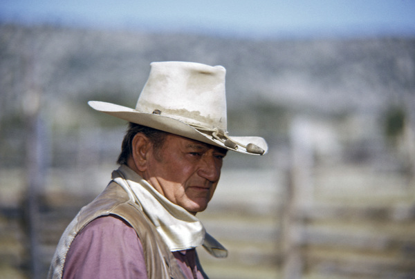"""The Cowboys""John Wayne1972 Warner Brothers © 1978 David Sutton - Image 3370_0675"