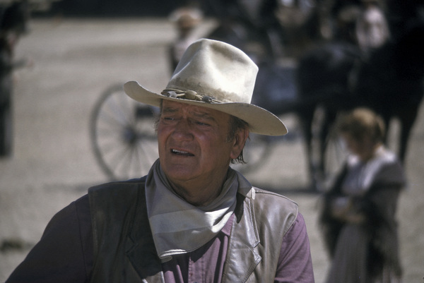 """The Cowboys""John Wayne1972 Warner Brothers © 1978 David Sutton - Image 3370_0677"