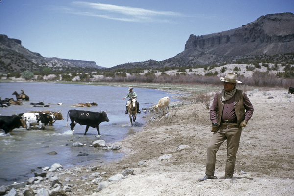 """The Cowboys""John Wayne1972 Warner Brothers © 1978 David Sutton - Image 3370_0682"